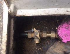 水道メーターバルブのイメージ