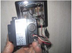 小便器自動センサー修理のイメージ