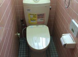 トイレ交換工事のイメージ