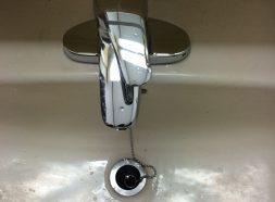 洗面蛇口水漏れ・排水パイプつまりのイメージ