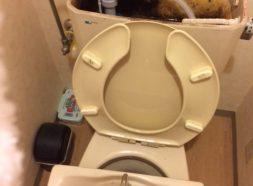トイレ故障のイメージ