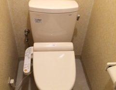 トイレ交換工事・他調査のイメージ