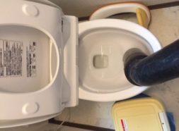 トイレつまりのイメージ