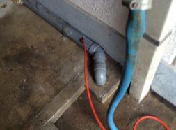 排水管高圧洗浄のイメージ