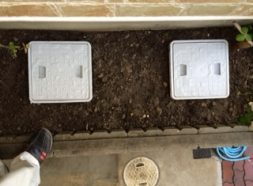 排水枡交換工事のイメージ
