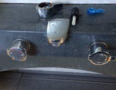 お風呂の蛇口修理のイメージ