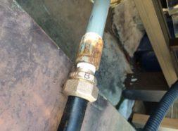 水道管修理のイメージ