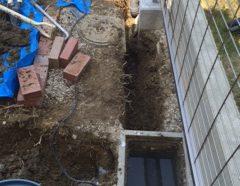 排水枡の交換のイメージ