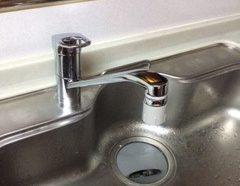キッチン水栓交換のイメージ