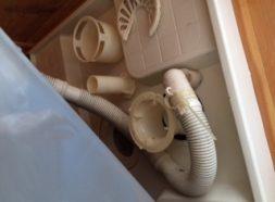 洗濯排水つまりのイメージ