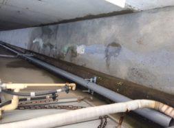 雨水排水工事のイメージ