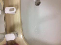 洗面シャワー水栓水漏れのイメージ
