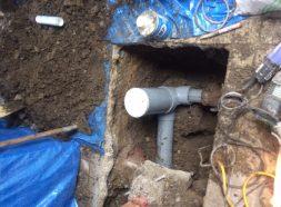 排水ます工事のイメージ