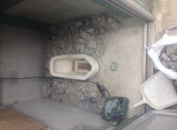 トイレ改修工事のイメージ