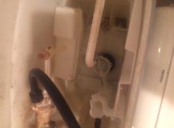 トイレ水漏れ故障のイメージ