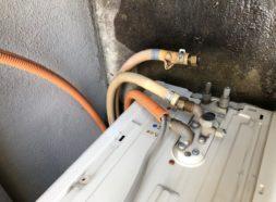 エコキュート水漏れのイメージ