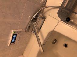 浴室水栓交換のイメージ